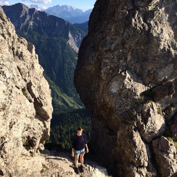 Im on top of the world! Just kidding Im stillhellip