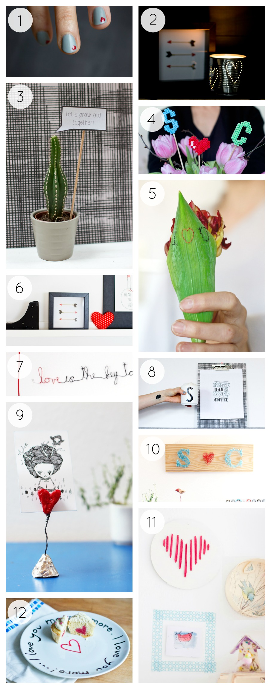 12 DIYs to try for a crafty Valentine's Day