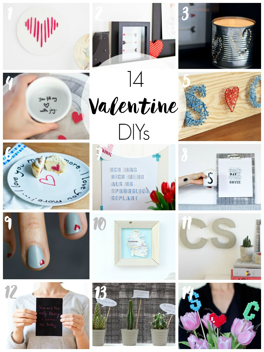 14 Valentine DIYs to make for your love | LOOK WHAT I MADE ...