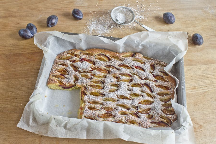 plum-marzipan-sheet-cake-recipe