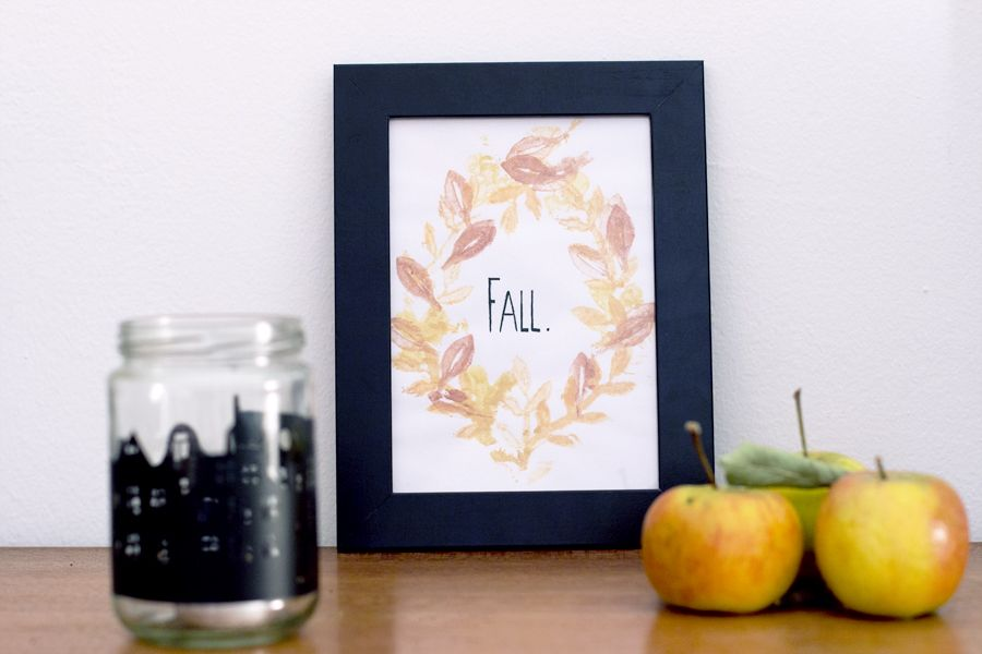 Potatoe-print-fall-wreath-DIY