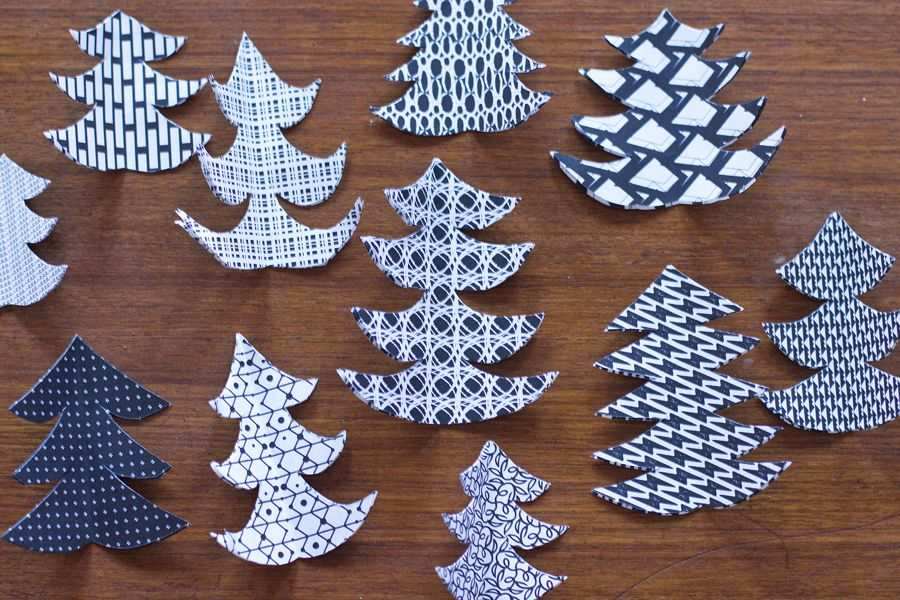 paper-christmas-trees-selection