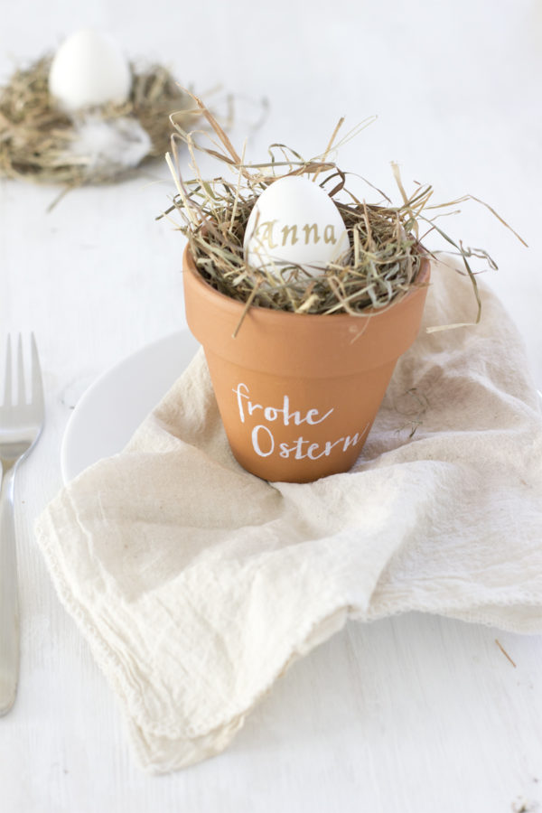 Easter styling and photography for Alpenwelt Magazin