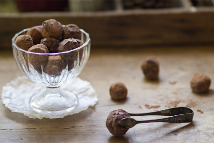 Soft melting Cointreau truffels | LOOK WHAT I MADE ...