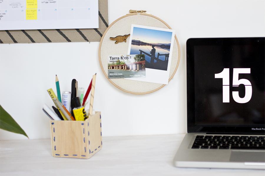 DIY Polaroid display memory embroidery loop | LOOK WHAT I MADE ...