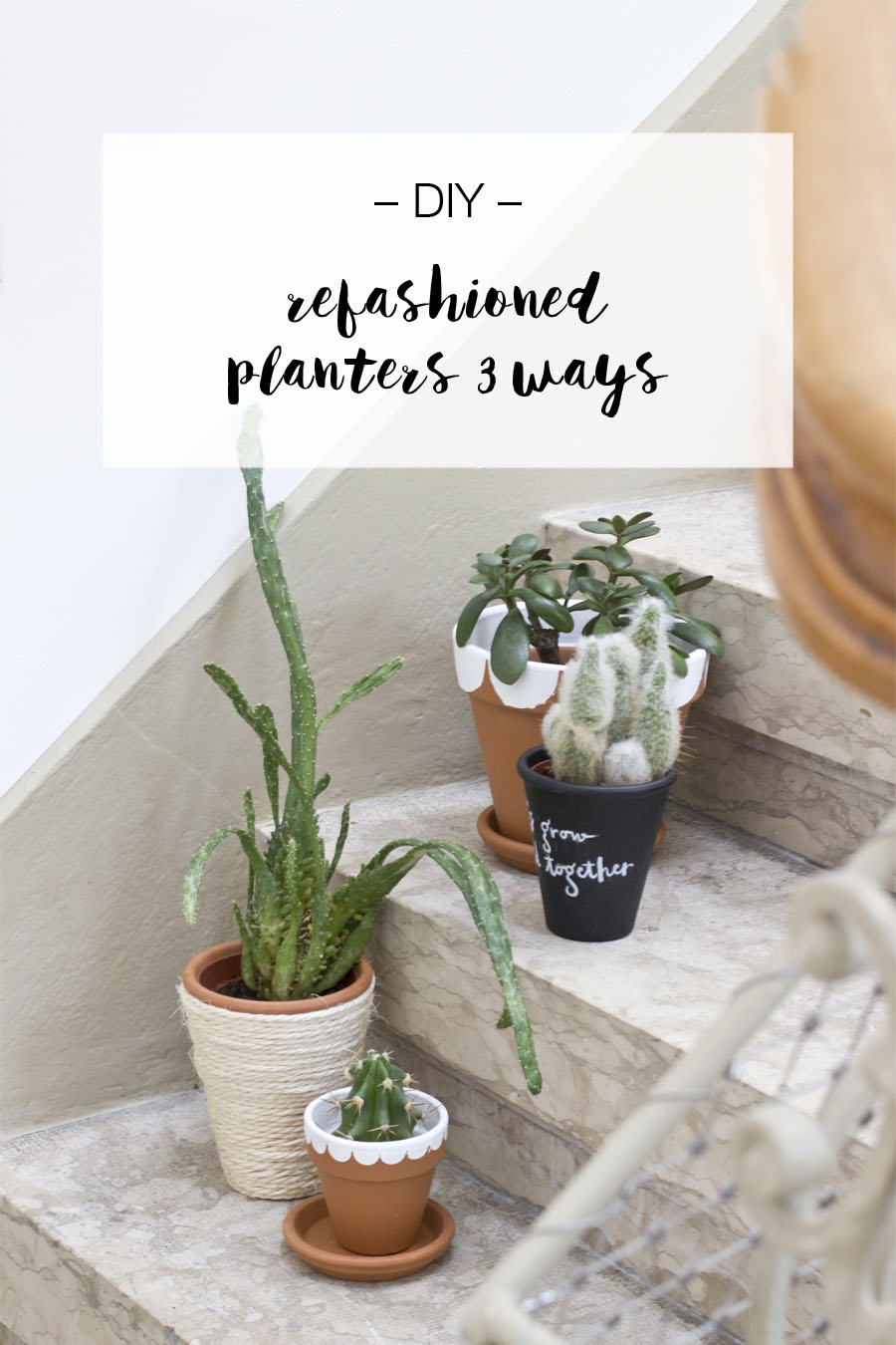 Restyle planters 3 ways | LOOK WHAT I MADE ...