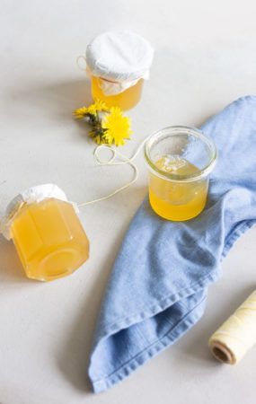 Dandelion honey recipe | LOOK WHAT I MADE ...