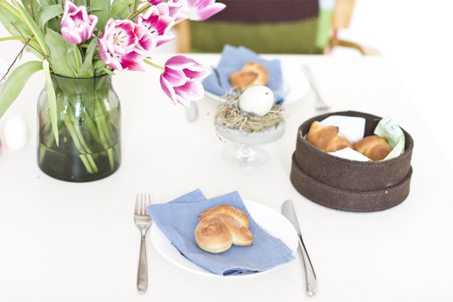 Easter brioche bunnies recipe   LOOK WHAT I MADE ...
