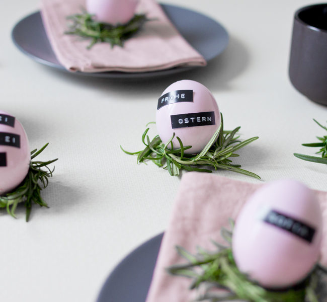 DIY Easter table decoration idea | LOOK WHAT I MADE ...