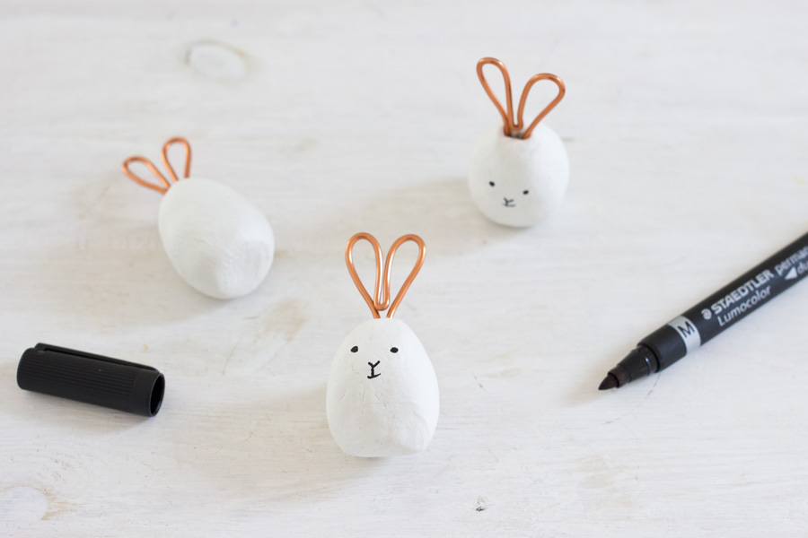 FIMO Easter bunnies DIY | LOOK WHAT I MADE ...