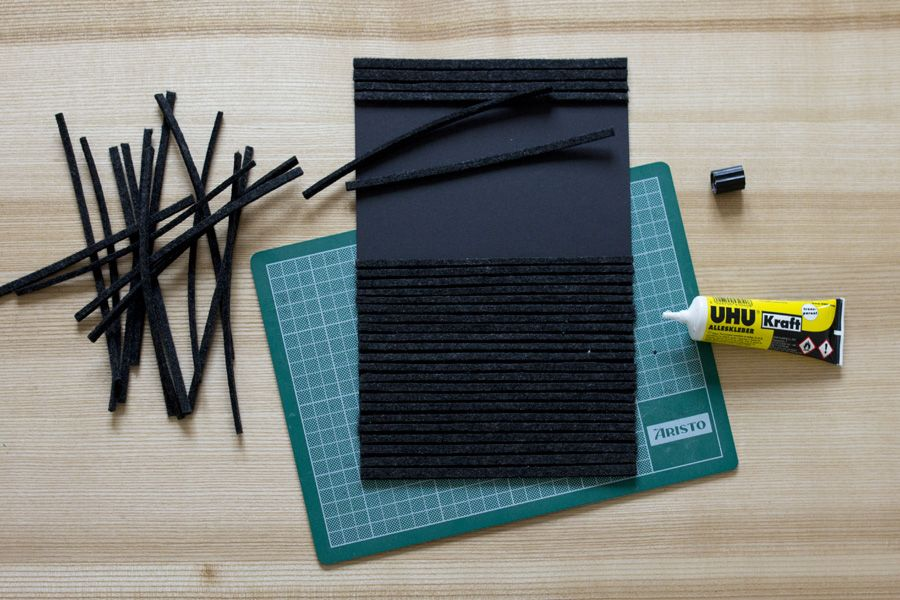 DIY felt letterboard | LOOK WHAT I MADE ...