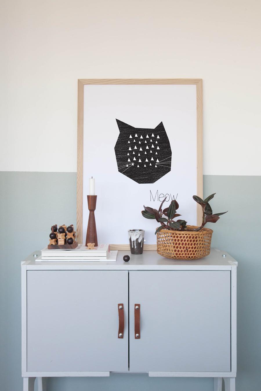 LileSadi-Poster-Meow