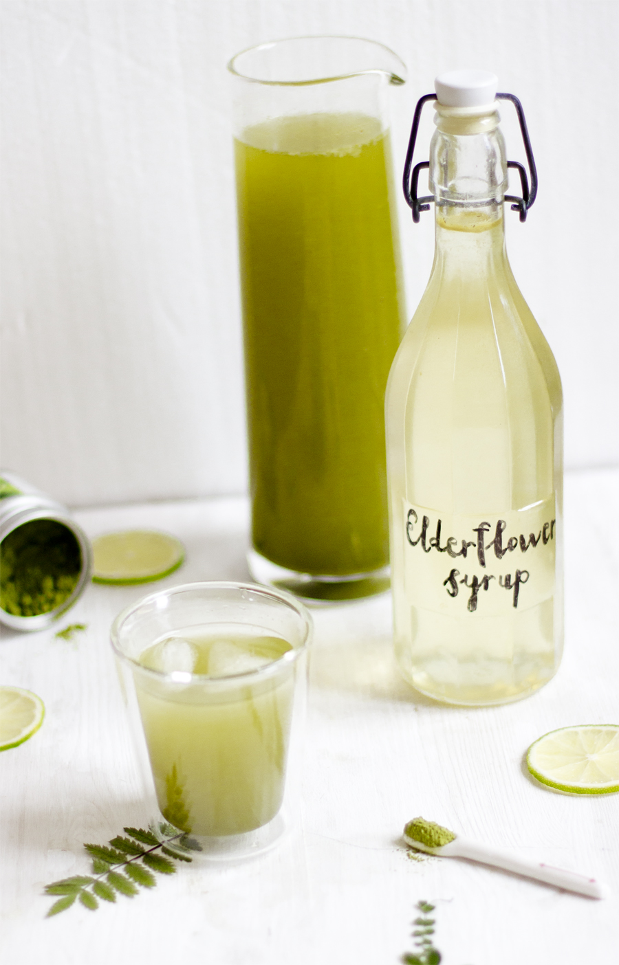 Matcha ice tea | LOOK WHAT I MADE ...