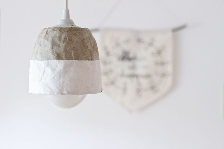 Plenty-cardboard-lampshade-DIY