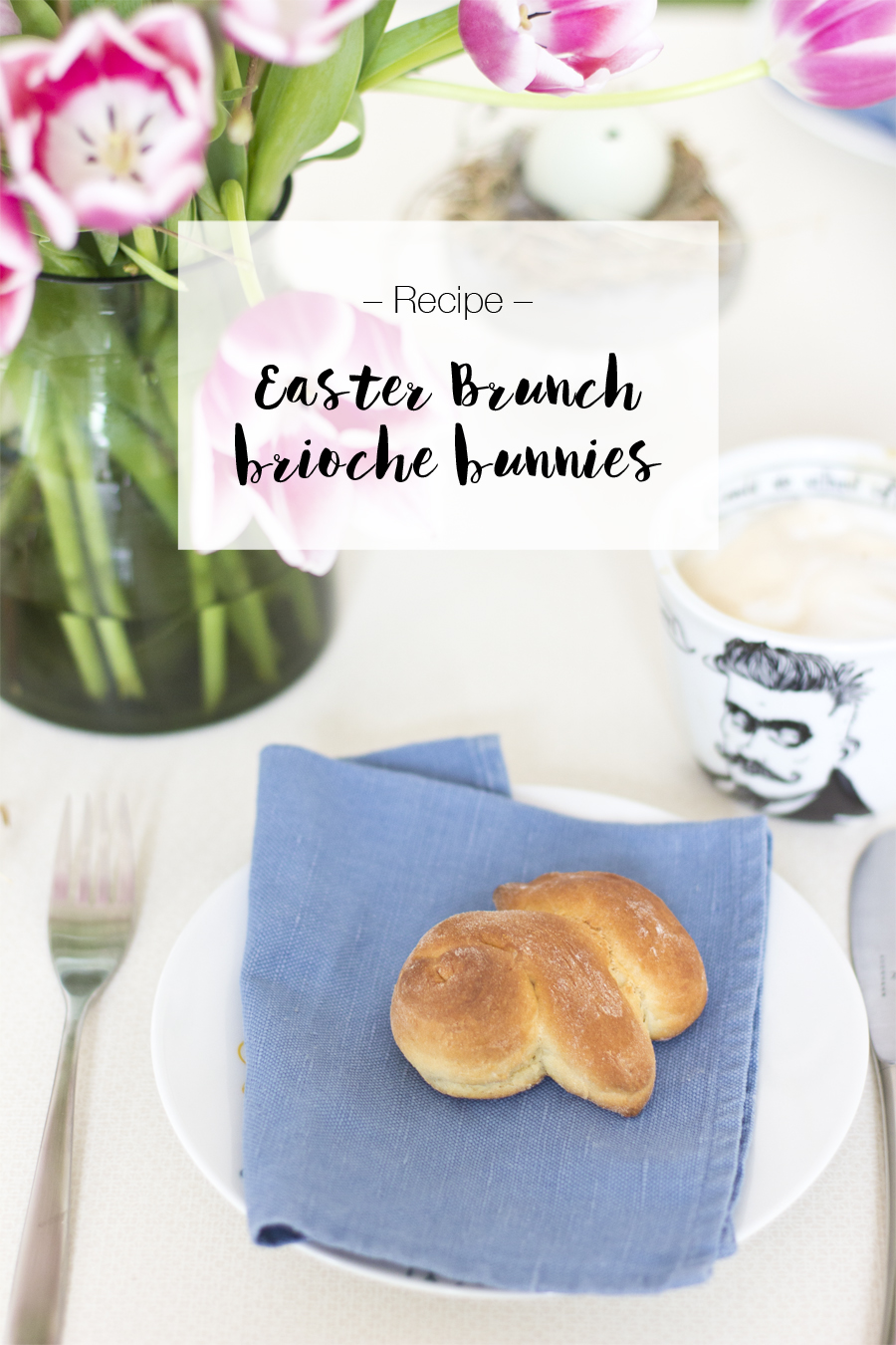 Easter brioche bunnies recipe | LOOK WHAT I MADE ...