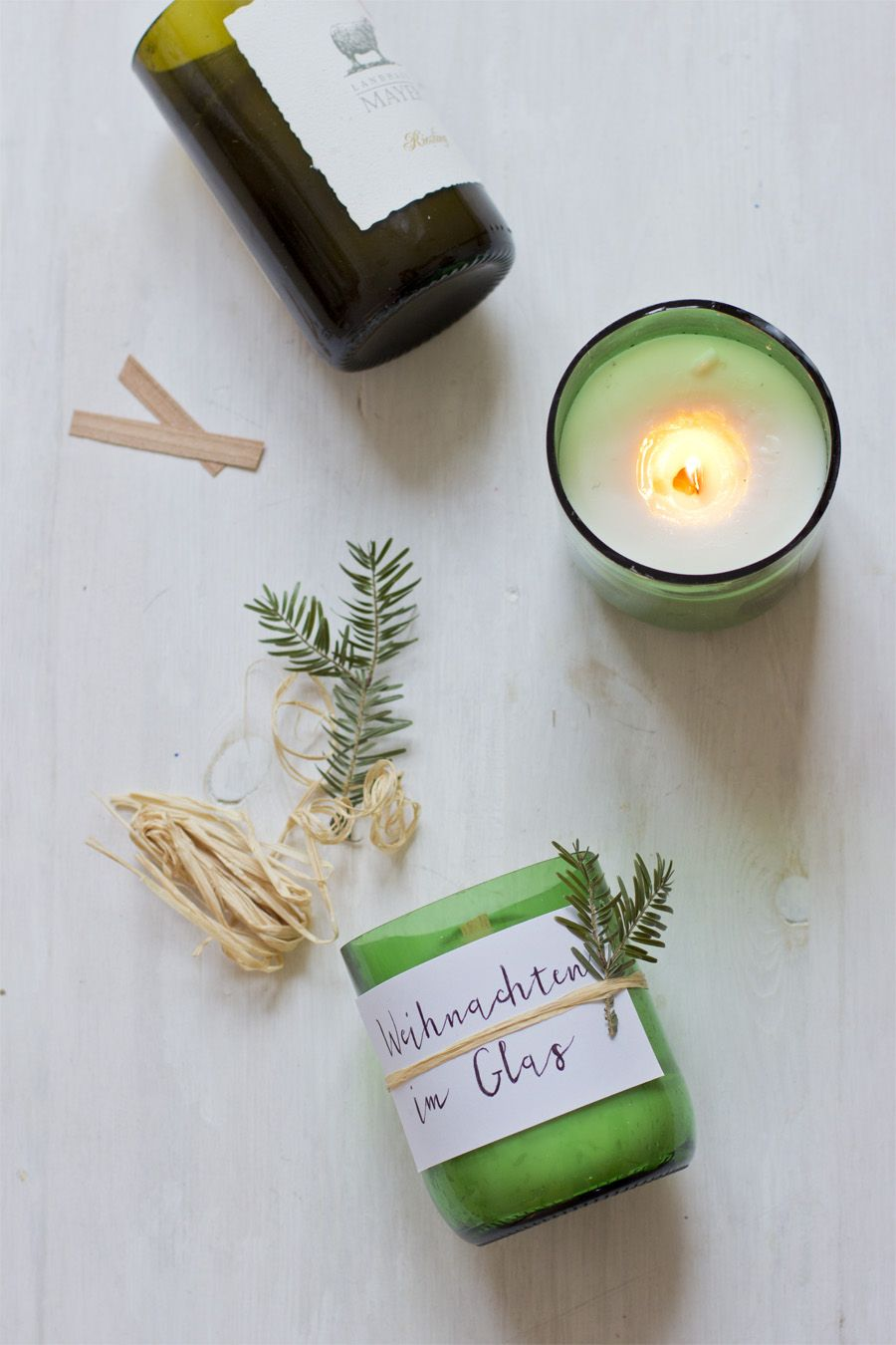 DIY scented candles as Christmas | LOOK WHAT I MADE ...