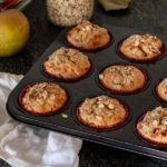 Apple & oats muffin recipe | LOOK WHAT I MADE ...