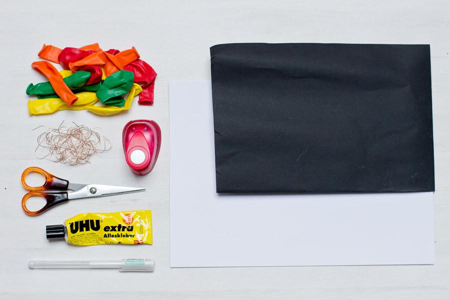 balloon-advent-calendar-supplies
