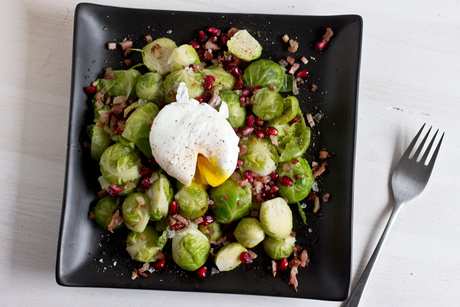 brussel-sprout-home-office-quick-lunch-recipe