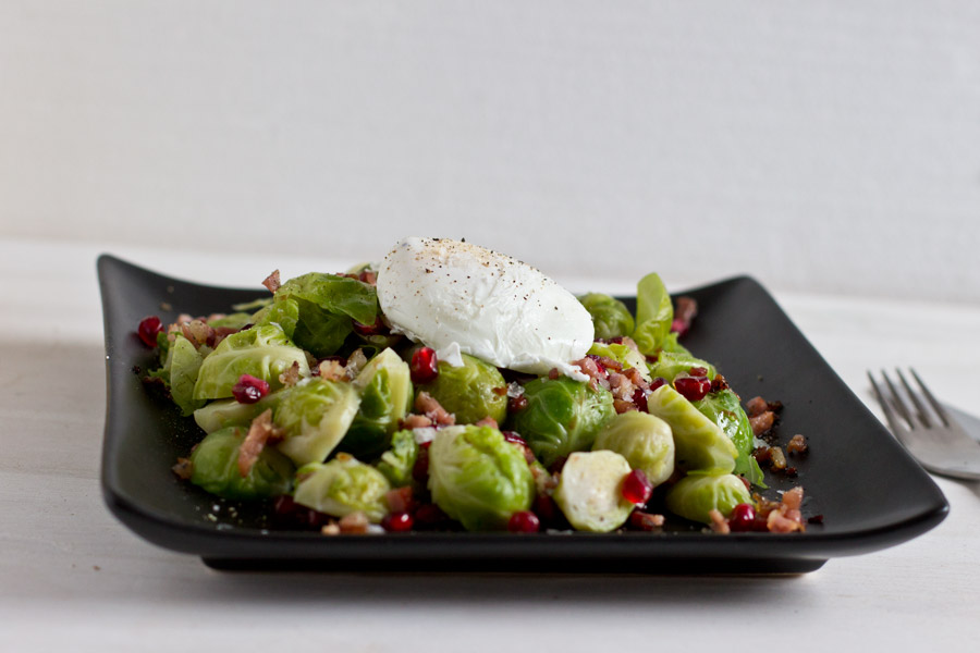 brussel-sprout-pomegranate-lunch