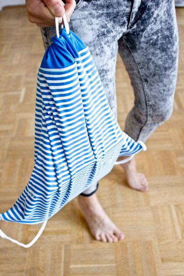 casual-t-shirt-top-to-backpack-10-mins-diy