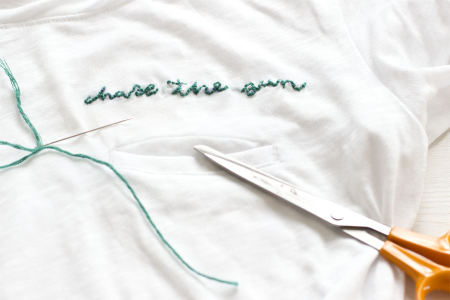 chase-the-sun-t-shirt-embroidery-diy