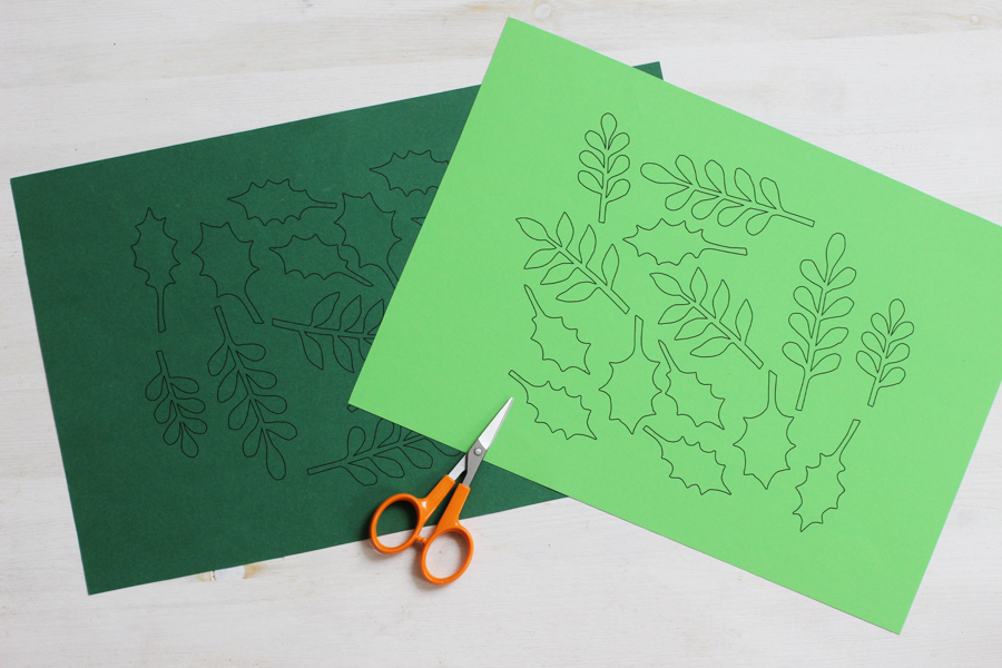 Diy Paper Christmas Packaging With Free Printable  Look What I