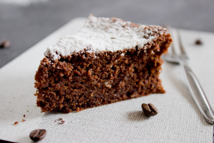 coffee chocolate hazelnut cake recipe