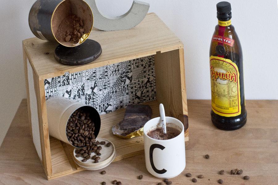 Coffee hot chocolate recipe   LOOK WHAT I MADE ...