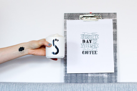 coffee and love is all i need free printable