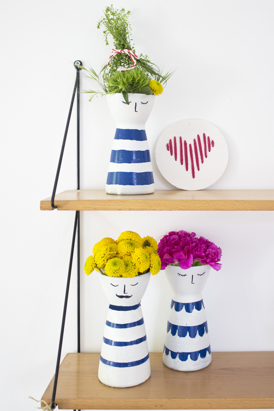 Diy vases with faces look what i made diy flower vases with faces look what i made reviewsmspy