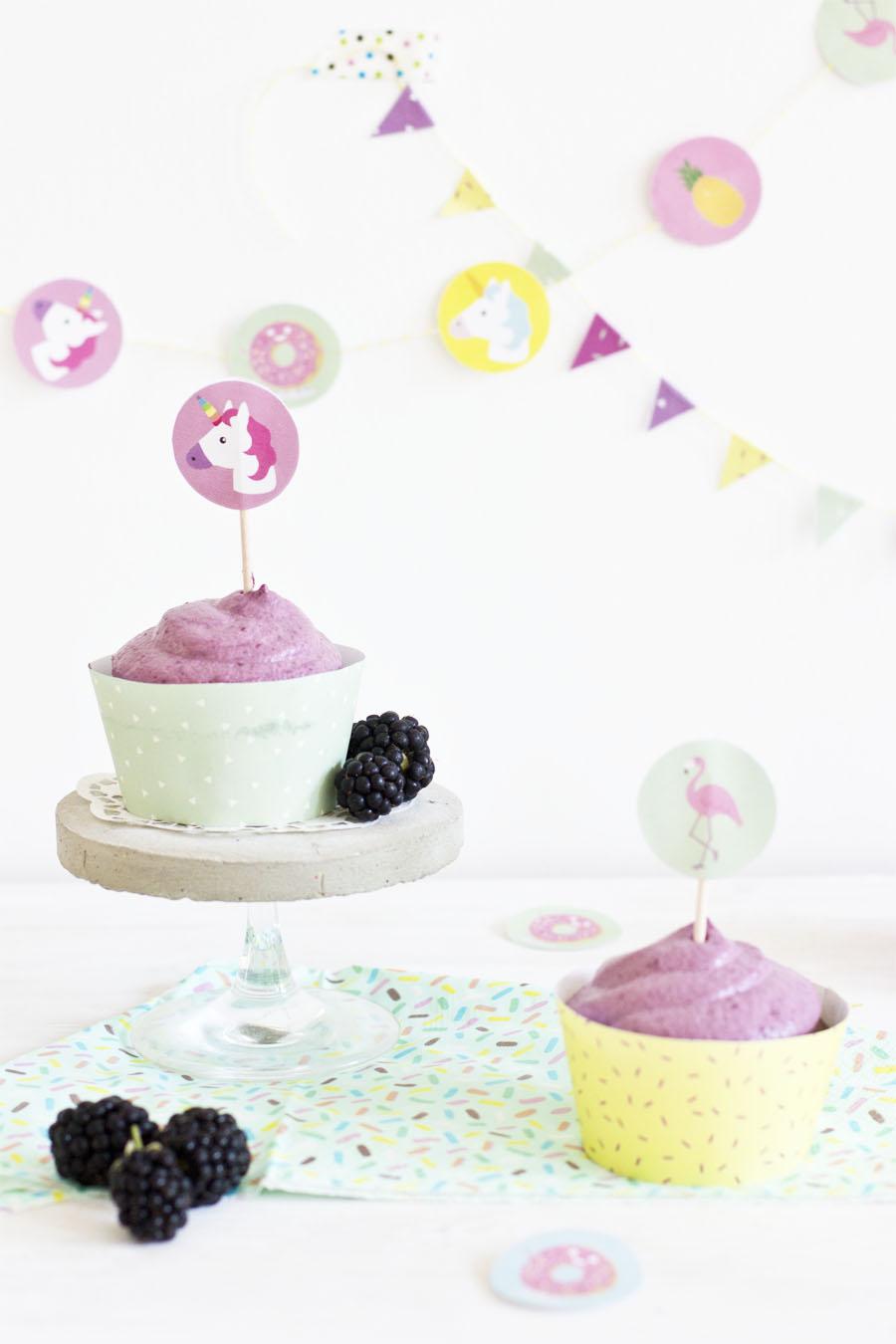 Blackberry chocolate cupcake recipe   LOOK WHAT I MADE ...