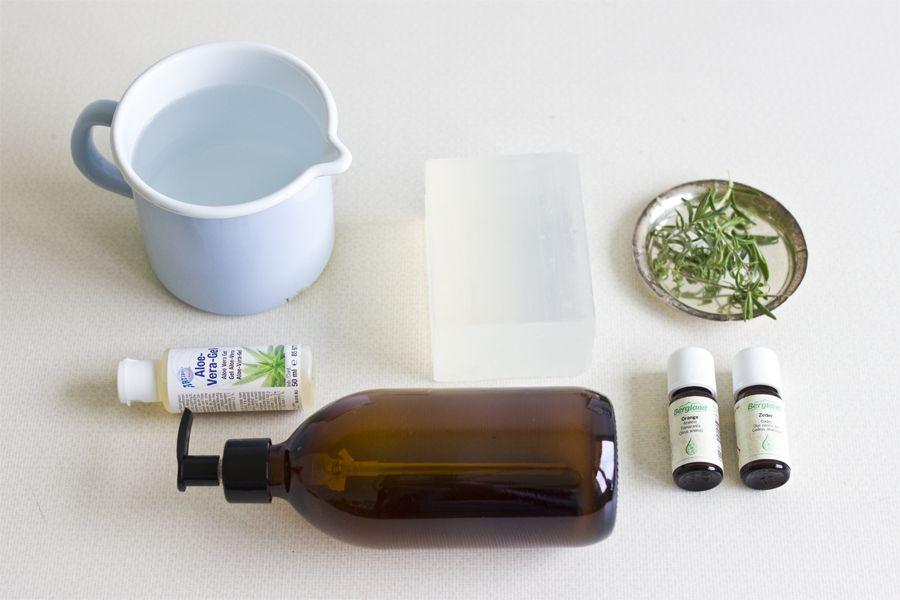 DIY organic shower gel   LOOK WHAT I MADE ...