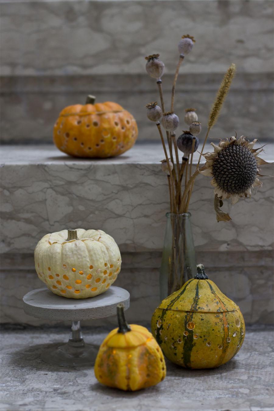 DIY pumpkin lantern | LOOK WHAT I MADE ...