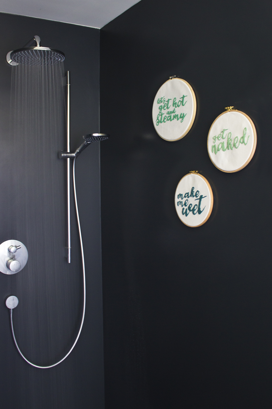 get-naked-embroidery-diy-bathroom-decor-ideas  LOOK WHAT I MADE