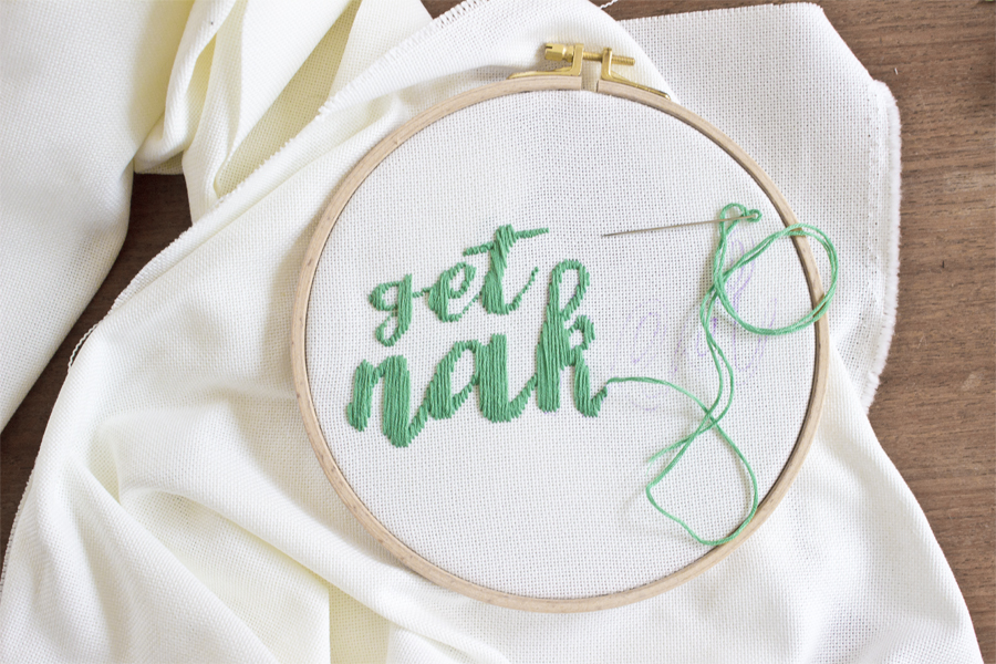 Get naked embroidery for the bathroom   LOOK WHAT I MADE ...