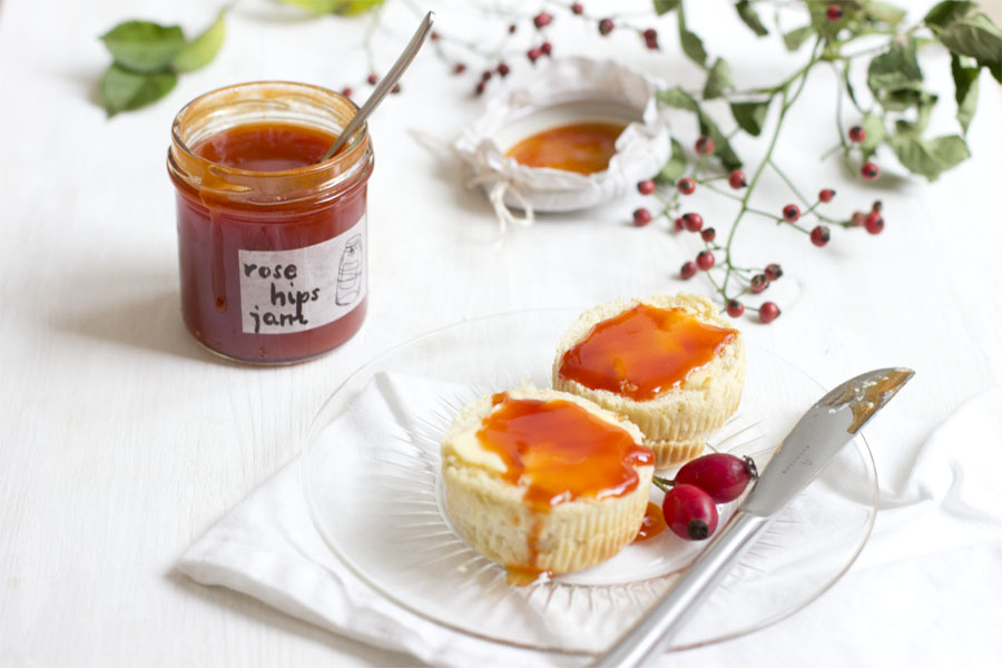 Rose hips jam recipe | LOOK WHAT I MADE ...