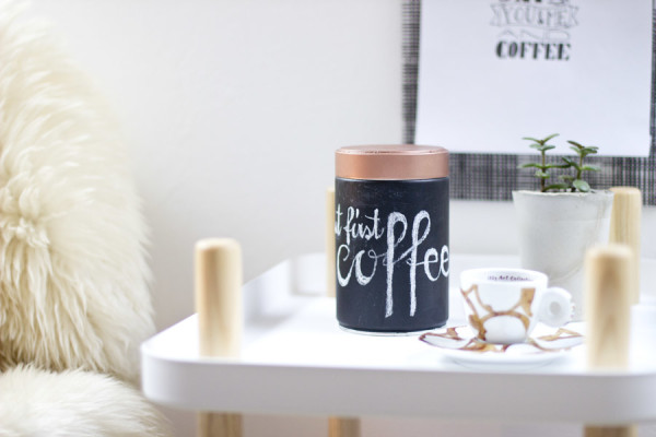 DIY, styling and shooting for illy