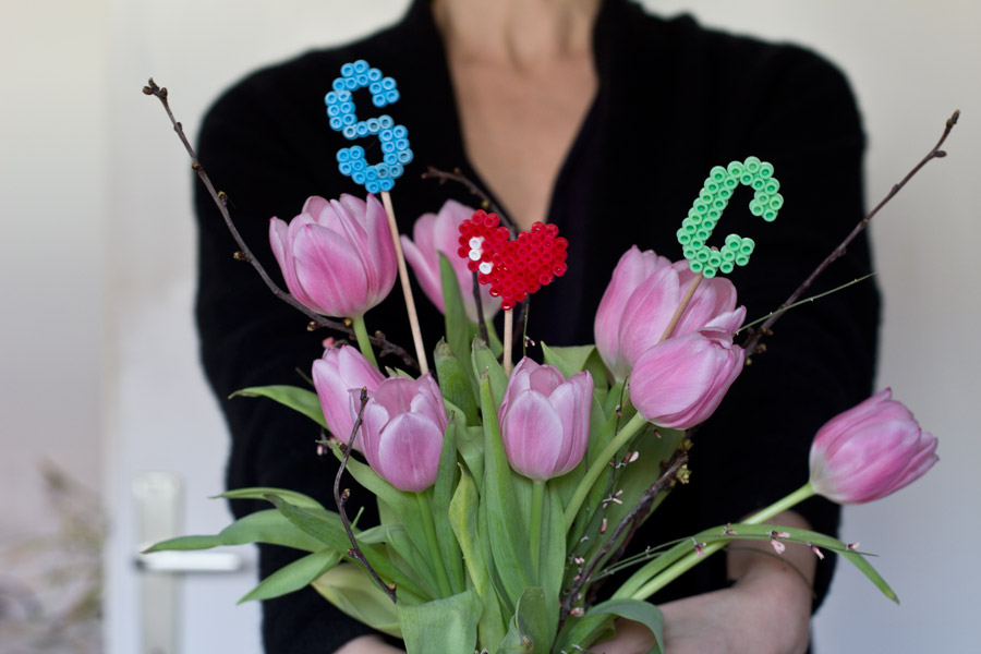 ironing-beads-flower-bouquet