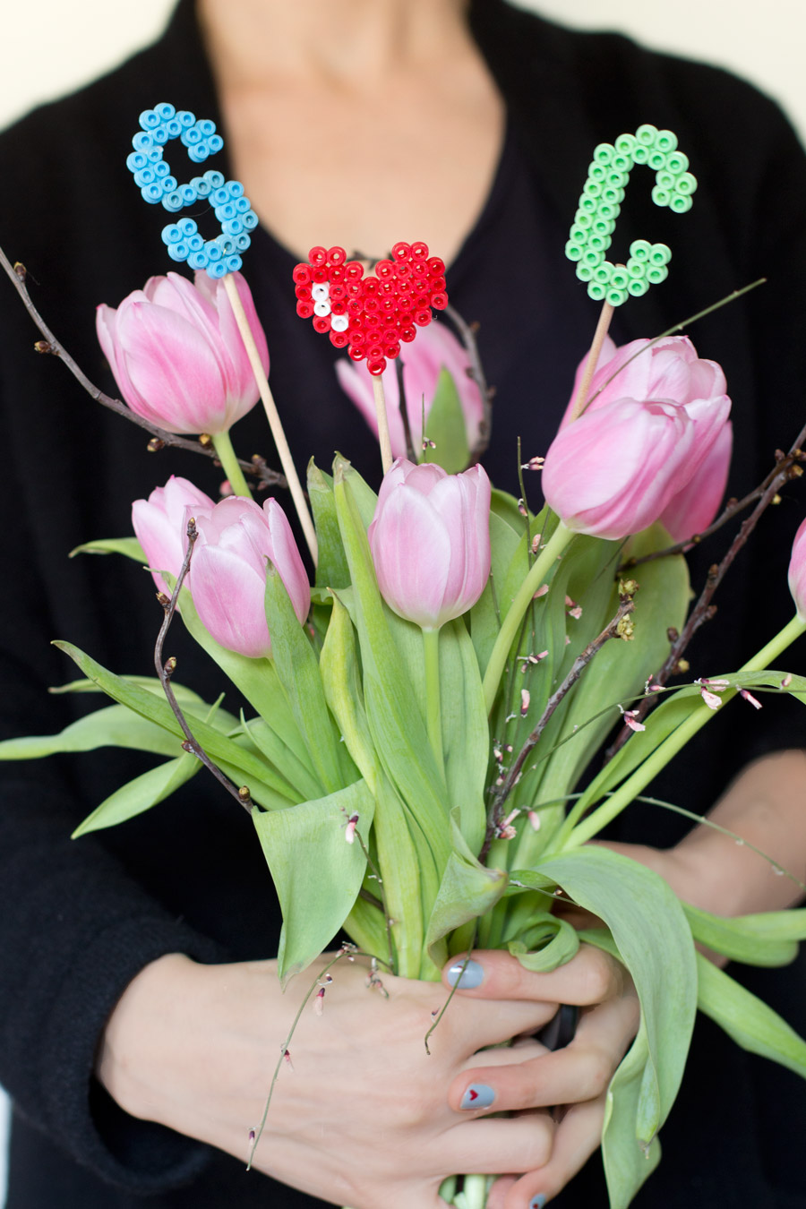 ironing-beads-love-tulip-bouquet