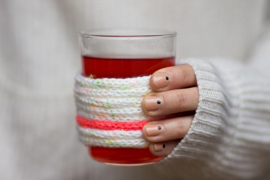 knitting nancy jenny tea glas cosy craft