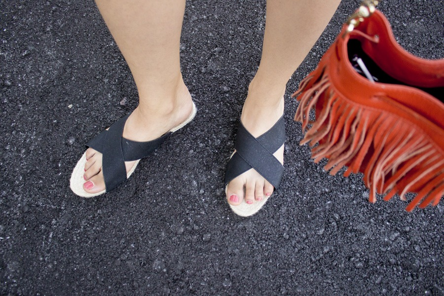 Fashion DIY: Make your own vegan leather sandals   LOOK WHAT I MADE ...