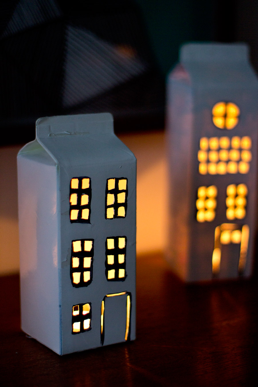 milk-cardboard-boxes-tealight-skyline
