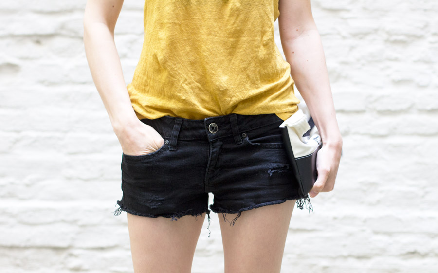 perfect-diy-jeans-shorts-done