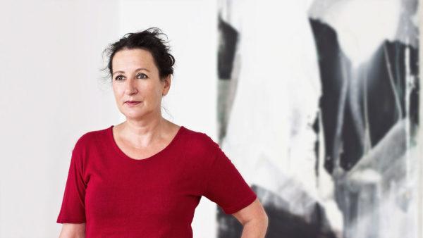 Portrait of the artist Sali Ölhafen