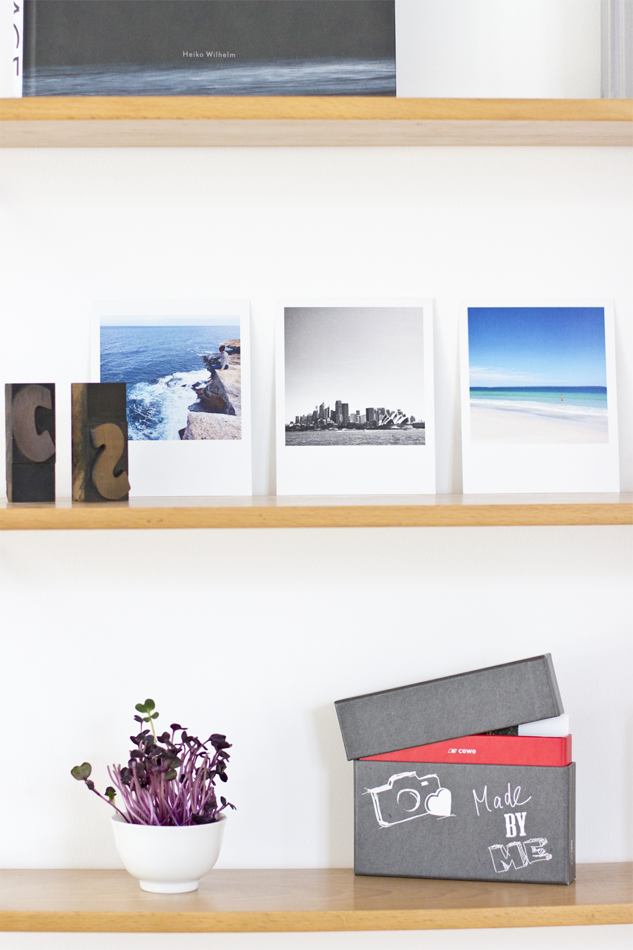 How to display polaroid themed vacation photos | LOOK WHAT I MADE ...