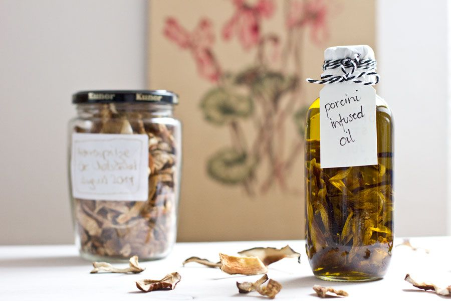 porcini-infused-olive-oil-recipe