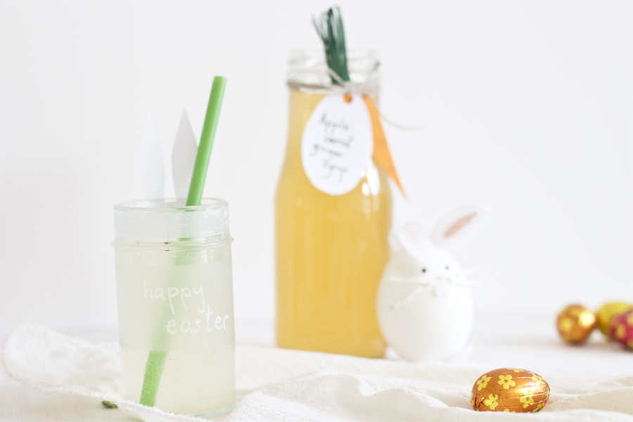 Easter drink: apple carrot and ginger juice | LOOK WHAT I MADE ...