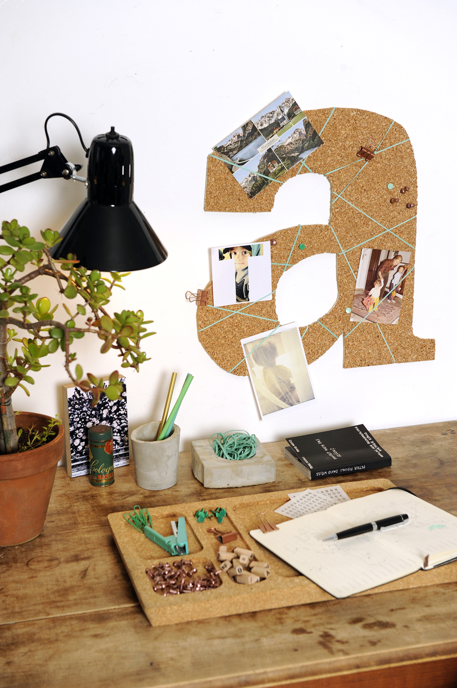 DIY pinboard styling for Servus Magazin | LOOK WHAT I MADE ...