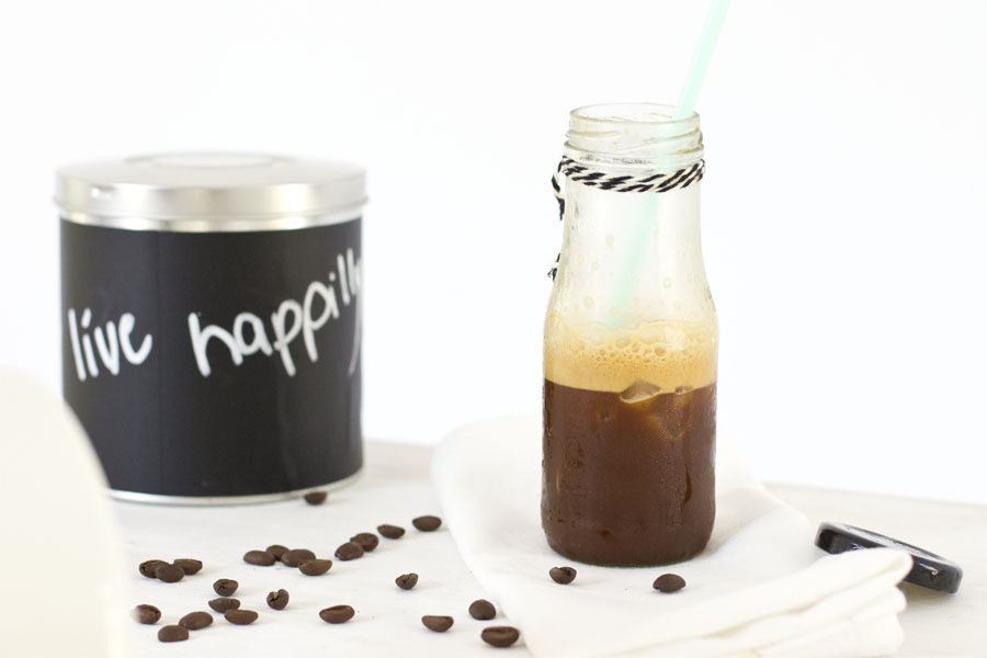 Quickest iced coffee: shakerato recipe | LOOK WHAT I MADE ...